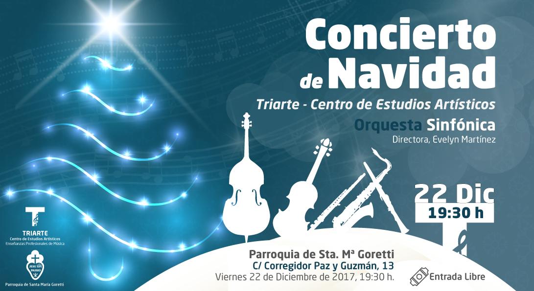 Concierto de Navidad Orquesta Sinfónica de Triarte