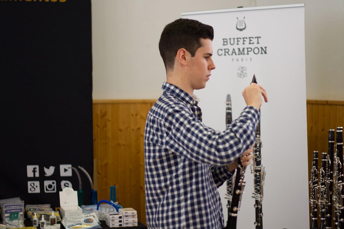 Buffet Crampon CLARINETsur 2016