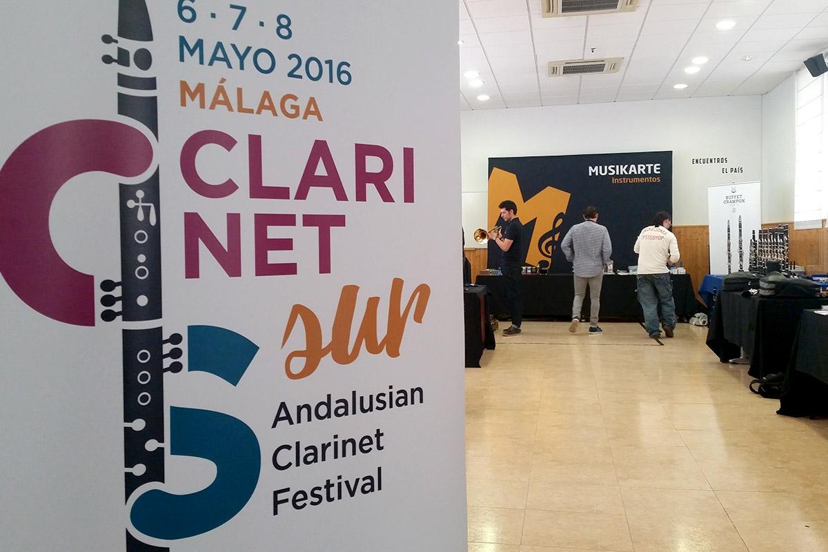 Clarinetes CLARINETsur 2016