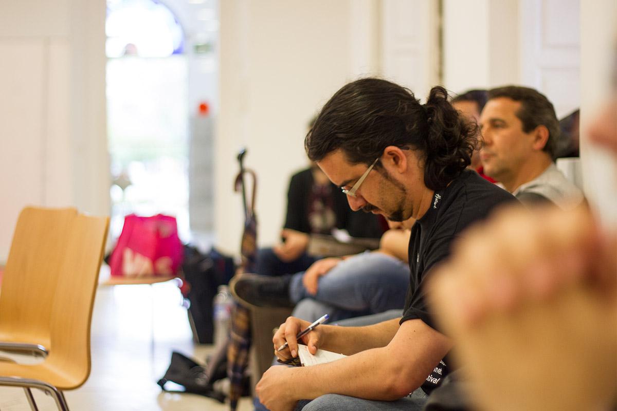 Master Class Josep Fuster CLARINETsur 2016