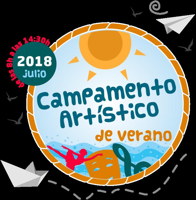 Campamento de Verano en Málaga, Campamento Artístico, Música, Danza y Teatro para niños de 4 a 10 años.