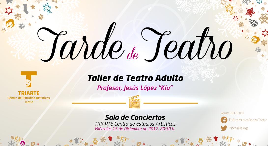 Actuación de Teatro Málaga