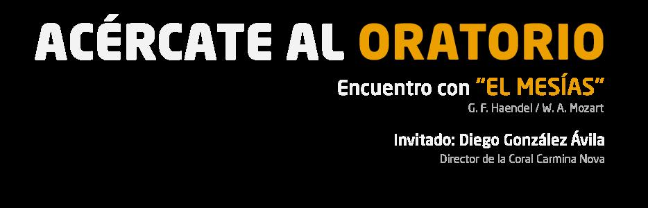 Oratorio Texto Málaga