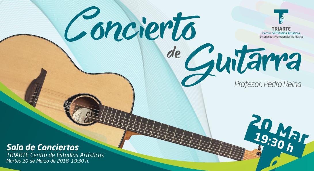 Concierto de Violín celebrado el 20 de marzo de 2018 en TRIARTE - Centro de Estudios Artísticos. Profesor Javier Infantes. Málaga 2018