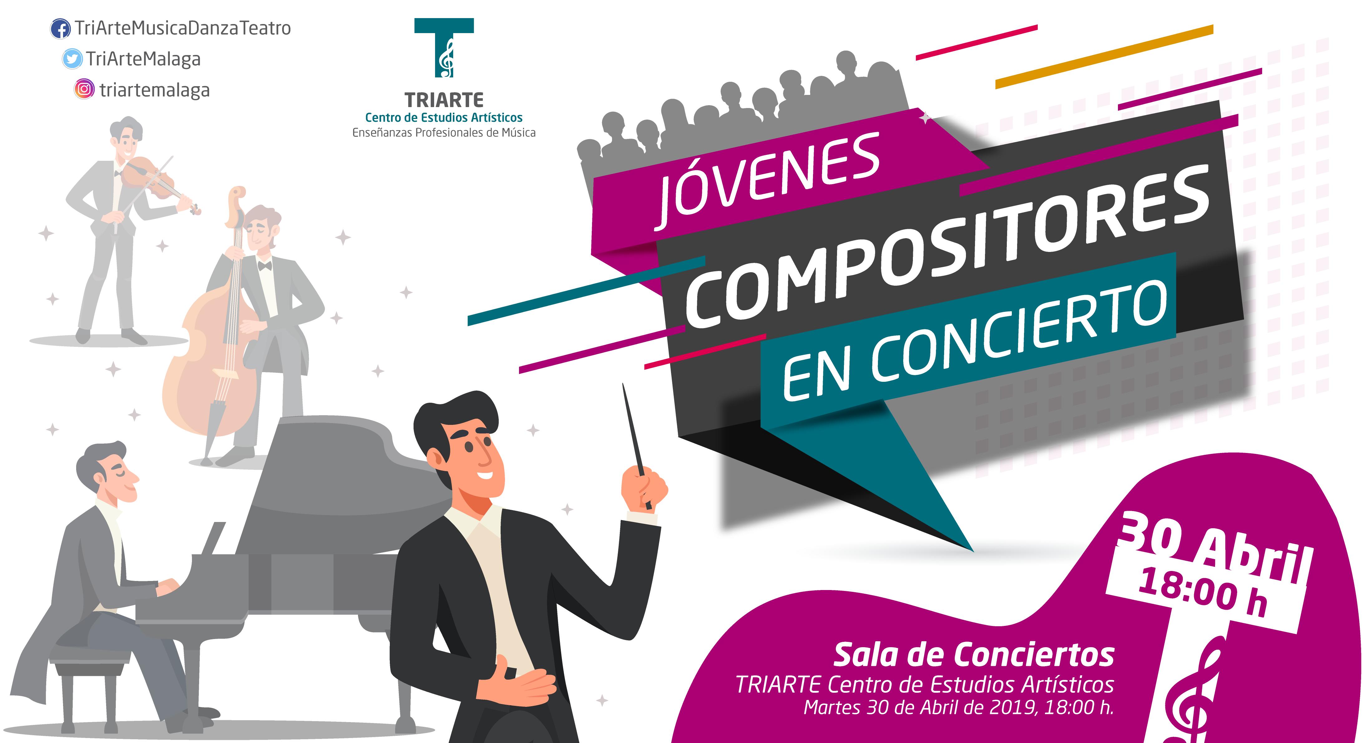 Concierto: Jóvenes Compositores en Concierto